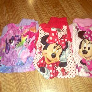 Other - Toddler girl 3t PJs